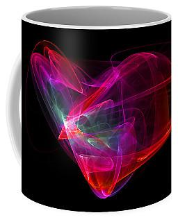 The Glass Heart Coffee Mug