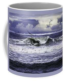The Glory Of Morning On The Oregon Coast Coffee Mug