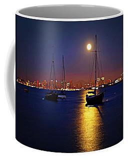 The Glory Of The Heavenly Bodies Coffee Mug by Sharon Soberon