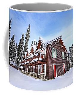 The Glory Of Winter's Chill Coffee Mug