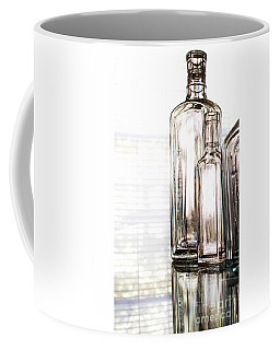 The Glow Of Glass Coffee Mug