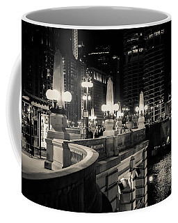 The Glow Over The River Coffee Mug