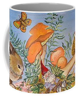 The Gnome Garden Coffee Mug