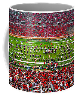 Coffee Mug featuring the photograph The Going Band From Raiderland by Mae Wertz