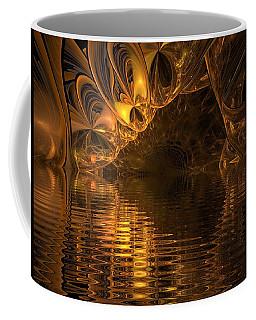 The Golden Cave Coffee Mug
