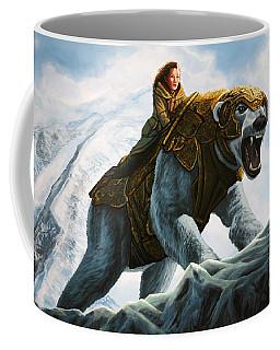 The Golden Compass  Coffee Mug