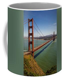 The Golden Gate Bridge 2 Coffee Mug