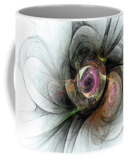 The Golden Reflection Coffee Mug