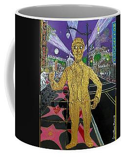 The Golden Robot Coffee Mug
