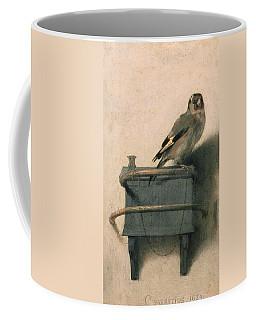 Ornithology Paintings Coffee Mugs
