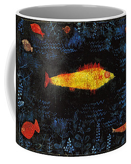 The Goldfish Coffee Mug
