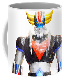 The Goldorak Coffee Mug