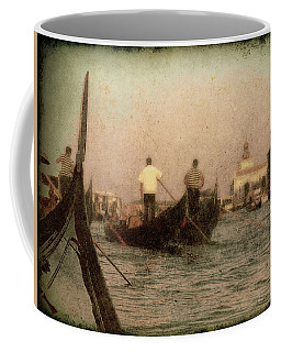 The Gondoliers Coffee Mug by Micki Findlay