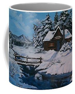 The Good Life Coffee Mug