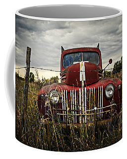 The Good Old Days Coffee Mug