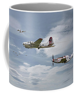 The Good Shepherd Coffee Mug by Pat Speirs