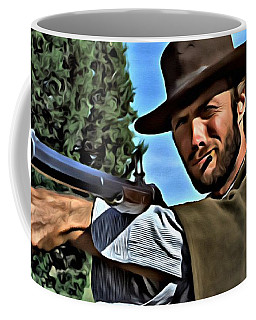 The Good The Bad And The Ugly Coffee Mug