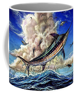 The Grand Challenge  Marlin Coffee Mug