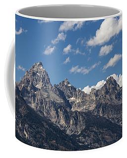 The Grand Tetons - Grand Teton National Park Wyoming Coffee Mug