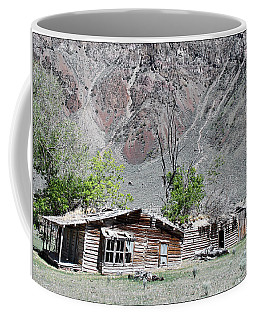 The Grass Is Greener When It's Growing On The Roof Coffee Mug