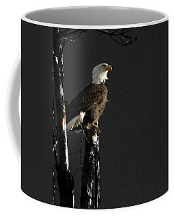 The Great Bald Eagle 1  Coffee Mug