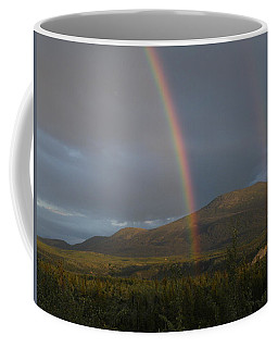 The Great Divide Coffee Mug by Brian Boyle