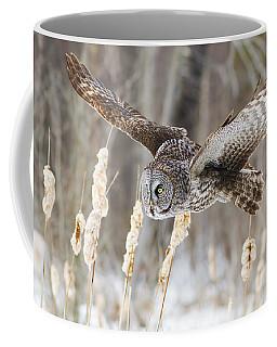 The Great Grey Hunter Coffee Mug