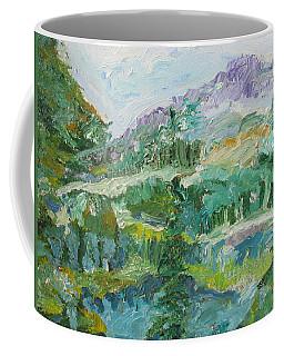 The Great Land Coffee Mug