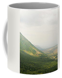 The Great Rift Valley Coffee Mug