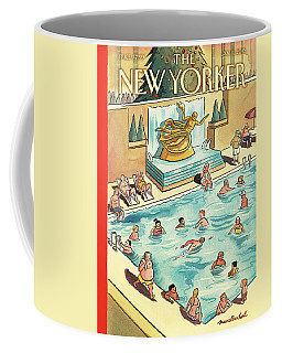 The Great Thaw Coffee Mug