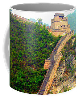 The Great Wall 2 Coffee Mug by Kay Gilley