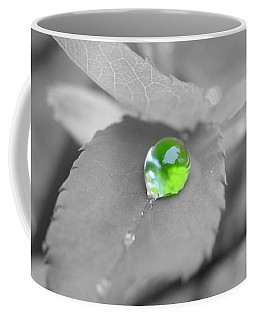 The Green Pearl Coffee Mug