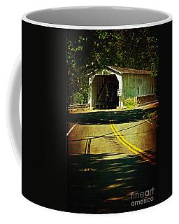 The Green Sergeants Covered Bridge Coffee Mug