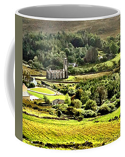 Coffee Mug featuring the photograph The Green Valley Of Poisoned Glen by Charlie and Norma Brock