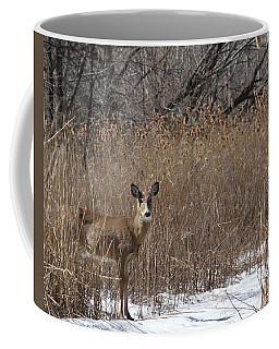 The Greeting Coffee Mug