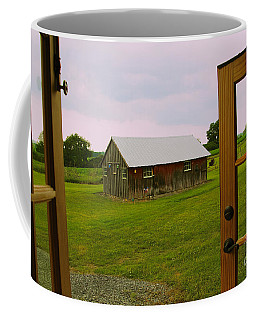 The Grounds Coffee Mug