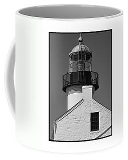 The Guardian To San Diego Bay Coffee Mug