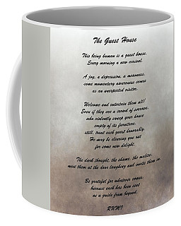 The Guest House Inspiration Coffee Mug