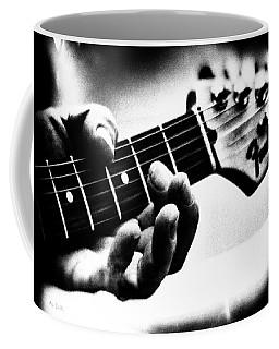 The Guitar Coffee Mug