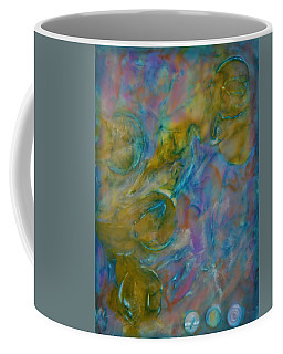 Gypsy At Dawn Encaustic Coffee Mug