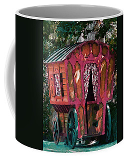 The Gypsy Caravan  Coffee Mug