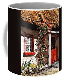 The Half Door Coffee Mug