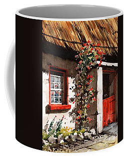 The Half Door Coffee Mug