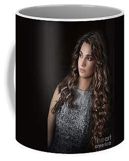 The Hand Of Darkness Coffee Mug