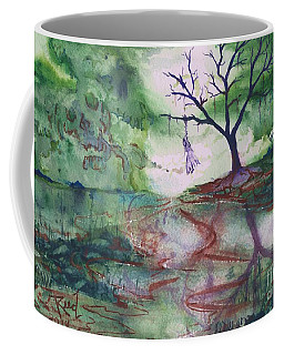 The Hanging Tree  Coffee Mug