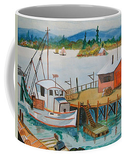 The Harbour Coffee Mug