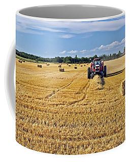 The Harvest Coffee Mug by Keith Armstrong