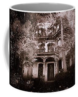 The Haunting Coffee Mug by David Dehner