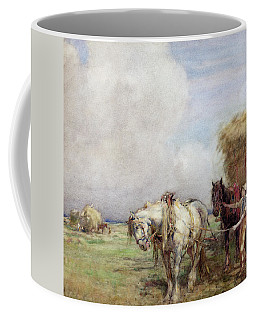 The Hay Wagon Coffee Mug
