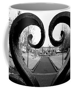 The Heart Of Dublin Coffee Mug